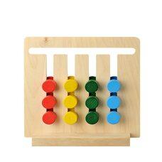 Логический лабиринт «4 цвета»
