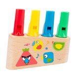 Флейта (разноцветная)