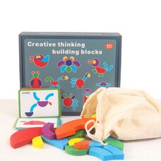 Креативные блоки для творческого мышления