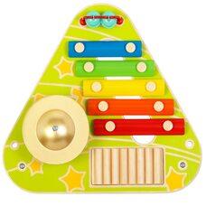 Музыкальный набор инструментов 4 в 1