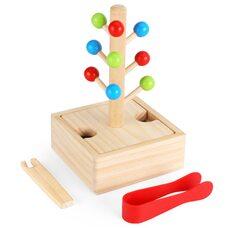 Игра «Наряжаем деревце»