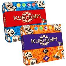Настольная игра «КубикУм». Придумай историю.