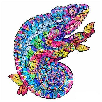 Головоломка-пазл «Chameleon», 123 дет.
