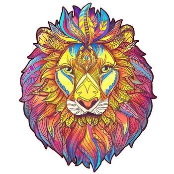 Головоломка-пазл «Lion», 128 дет.