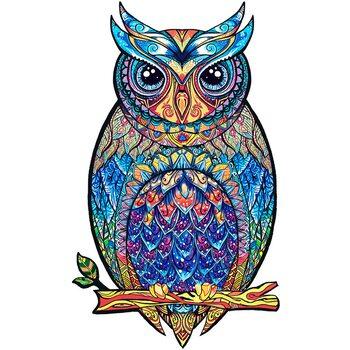 Головоломка-пазл «Owl», 134 дет.