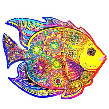 Головоломка-пазл «Rainbowfish», 136 дет.