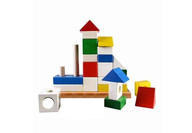 Конструктор «Замок» (разноцветный)
