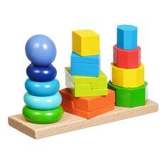 Универсальный набор пирамидок