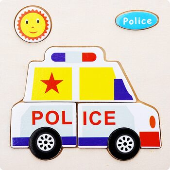 Police, 5 дет.