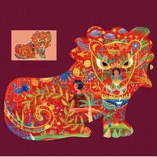 LION, пазл детский, 68 дет.