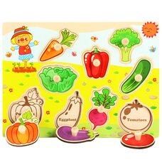 Рамка-вкладыш «Овощной микс»