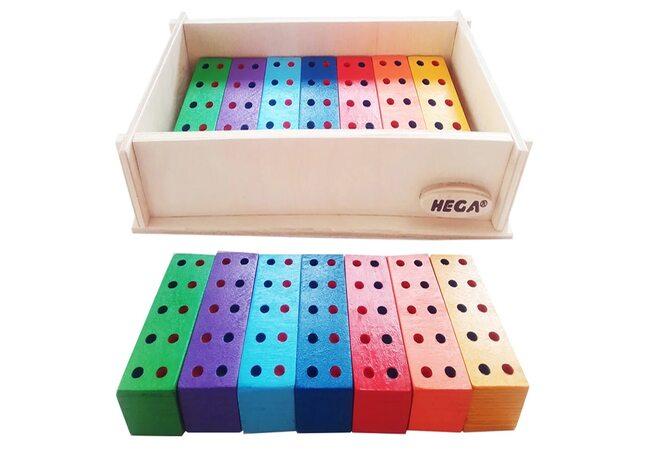 Развивающая игра «Кирпичики» от «ТМ HEGA»