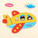 Самолет, 8 дет.