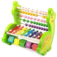 Счеты-ксилофон «Динозавр»
