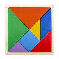 «Танграм» мозаика головоломка (средний) , 7 дет.