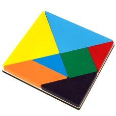 Мозаика-танграм, 7 дет., на подставке