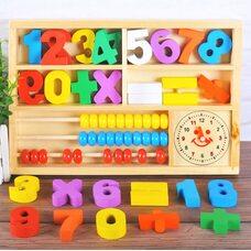 Набор первоклассника, цифры (для малышей)