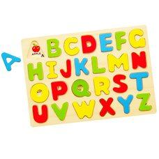 Рамка-вкладыш «Учим английский алфавит»