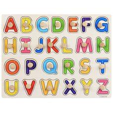 Вкладыши «Английские буквы»