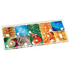 Трафареты-вкладыши «Разноцветные цифры» (магнитные)