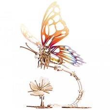 Механическая 3D-модель «Бабочка», 168 дет.