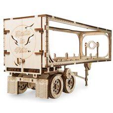 Механическая 3D-модель «Полуприцеп к модели «Тягач VM-03», 138 дет.