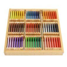 Игра «Цветные таблички»
