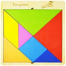 Логическая игра «Танграм»