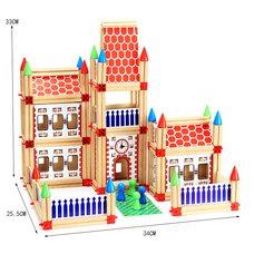 Конструктор «Магические блоки», 152 дет.