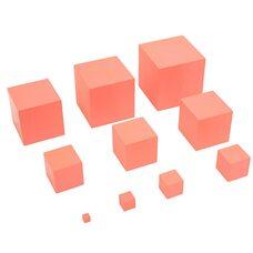 Игра «Розовая башня» от ТМ «Komarovtoys»