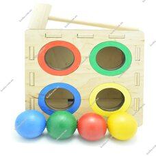 Стучалка «Цветные шарики»