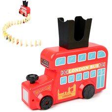 Автоматическая игрушечная машинка для домино