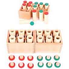 Игра «Шумящие коробки»