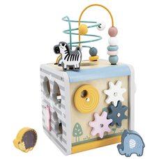 Бизикуб от ТМ «Viga Toys»