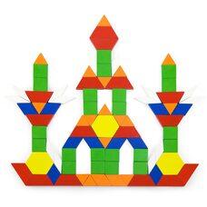 Мозаика «Геометрические блоки», 250 дет.