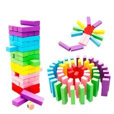 Игра «Дженга» (цветная), 48 дет