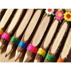 Карандаши цветные  ручной работы