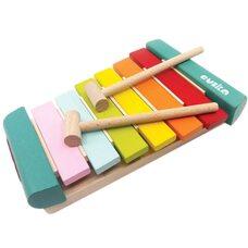 Ксилофон «Радуга», 6 тонов