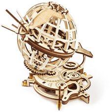 Механическая 3D-модель «Глобус», 184 дет.