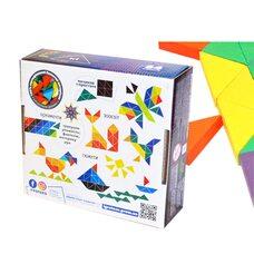 Цветные треугольники.