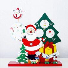 Шарманка музыкальная «Дедушка Мороз»
