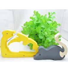 «Мышонок в сыре» 3D пазл, 3 дет.