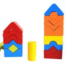 Набор пирамидок «Башенки»
