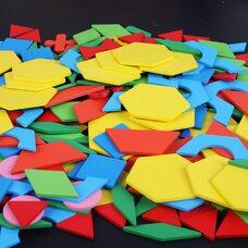 Геометрический пазл «Сложи узор», 250 дет.