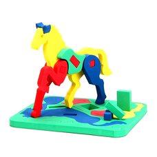Объемная игрушка- животное «Конь»