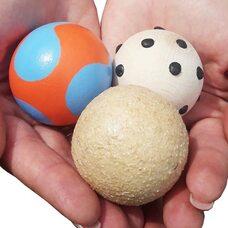 Игровой набор «Сенсорные мячики», 3 шт.