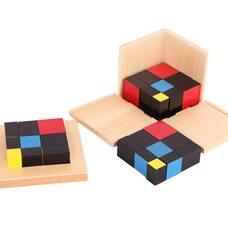 Триномиальный куб