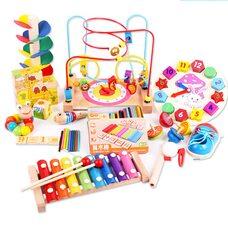 Обзор игрушек от Мамы-музы