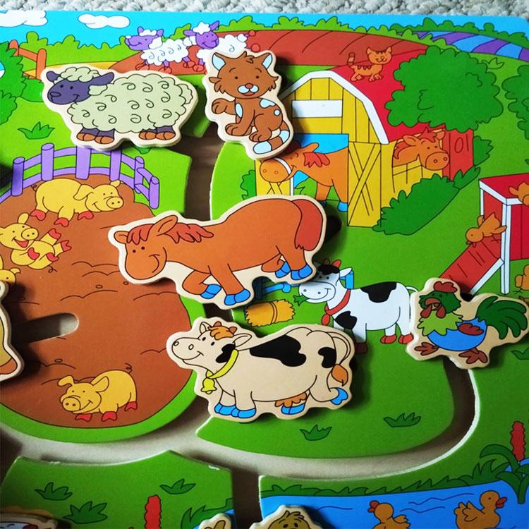 Фото 3. Обзор Бродилка Домашние животные