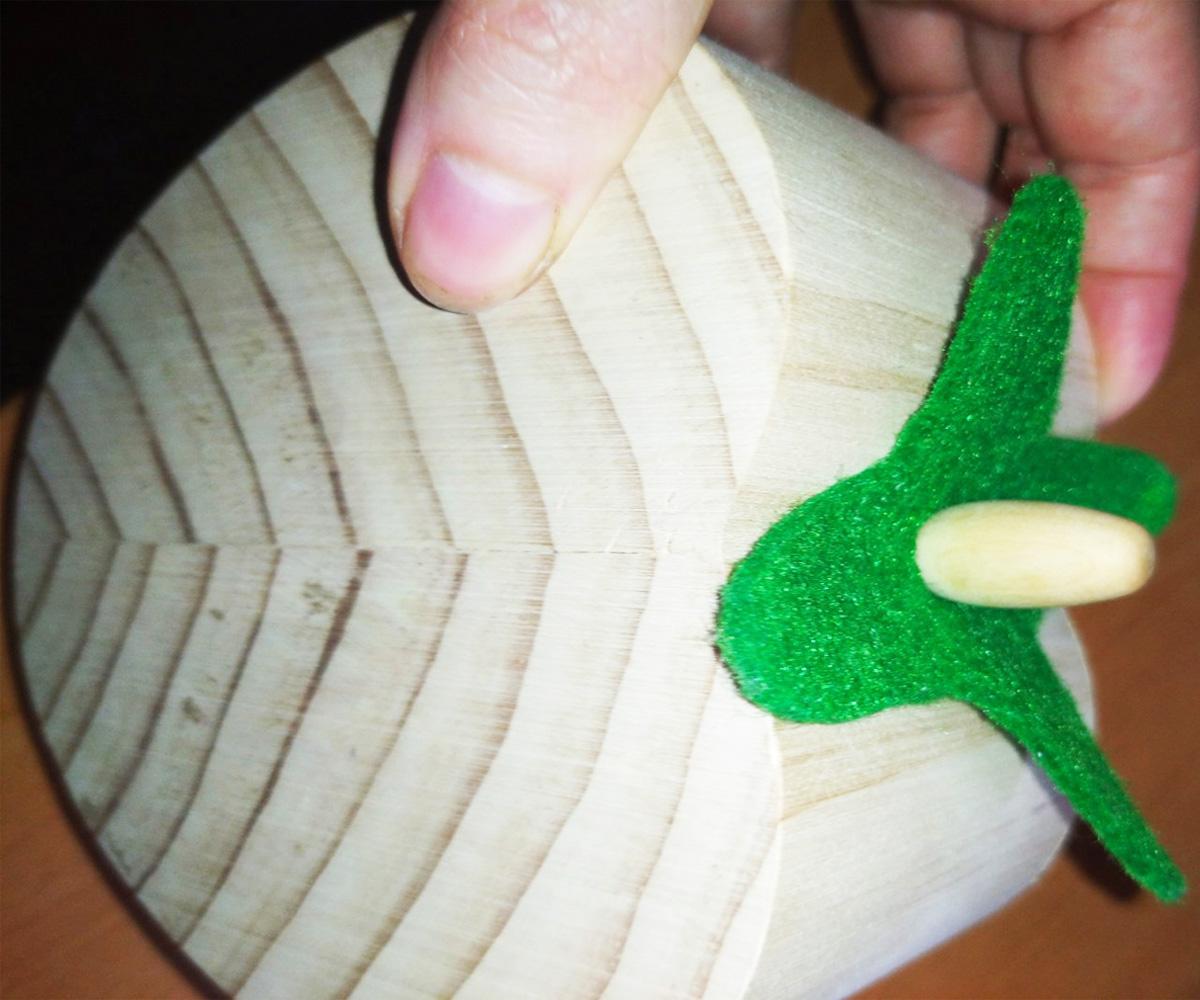 Фото 2, Магнитные гусенички Клубничка